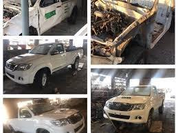 Toyota hilux d4d Engines Spares | Potchefstroom | Gumtree ...