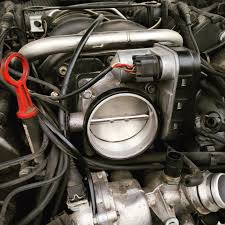 how to clean a drive by wire electronic throttle body