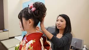 振袖とヘアスタイル ふりそでcom 振袖宅配レンタル 品質の