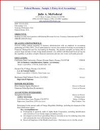 Accountant Resume Objective Examples Meltemplates