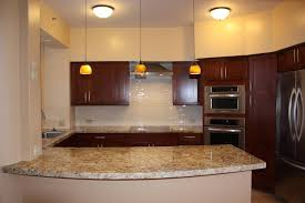 another kitchen remodeling option that comes in a variety of colors and patterns resin is nonporous and easy to clean it will not harbor bacteria or