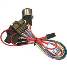 wiring harnesses bob s classic chevy parts 1957 chevy steering column adapter harness for 75 up columns