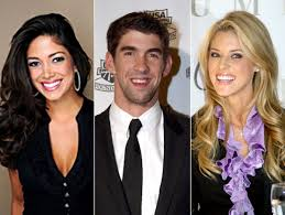 Michael Phelps secretly dated both Miss California Nicole Johnson and  former Miss CA Carrie Prejean - New York Daily News