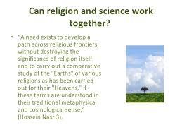 religion and the environment 28 can religion and science