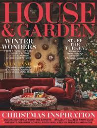 house and garden magazine. Fine Magazine December 2017 And House Garden Magazine