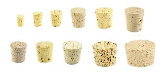 Tapered Corks Various Oak Barrel Winecraft