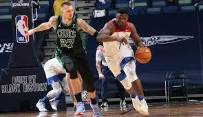 Panzura postgame wrap: Pelicans 120, Celtics 115 (OT)