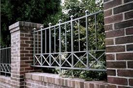 Metal Fence Iron Decorative Fence Aluminum Fence in Houston