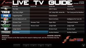 tv guide. 14/01/16 dna tv guide with stalker clone iptv - youtube tv guide
