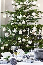 Weiße Weihnachten 2017 Christmas Xmas Table Decorations