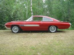 1963 Ford Thunderbird Italien Fastback | Ford | SuperCars.net