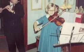 Making A Scene: Fargo flutist, violinist honor their fathers with recital |  INFORUM