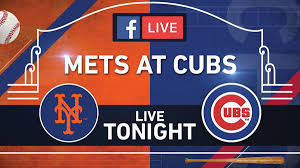 Chicago Cubs Depth Chart 2017 Cubs Pleased With Facebook Livestream Test