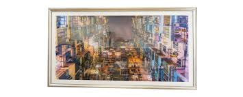 large scale photograph