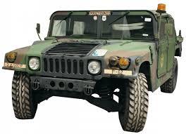 1990 HMMWV (High Mobility Multi-Purpose Wheeled Vehicle ...