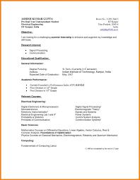 Undergraduate Student Cv Sample 5 Resume For College 1 638 Cb ...