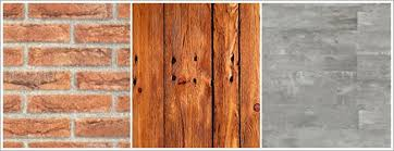 Entretanto, residências com tijolos na fachada ou em ambientes internos são atemporais e sempre se destacarão em&nbs. Fachada De Tijolo Madeira Ou Concreto Conheca Mais Sobre Cada Uma