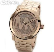 new michael kor watches mens womens mk watch rose gold for