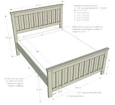 Double Bed Frame Dimensions Cm Width Extension Full Home