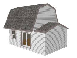 Pretentious 12 24 X 40 Gambrel Roof House Plans 36 Tiny Floor  HomecaGambrel Roof House Floor Plans