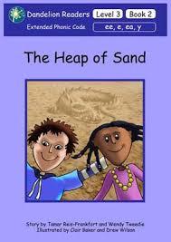 jake the snake the heap of sand badger learning