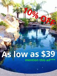 pool service ad. Pool Service Of The East Valley 480-582-7665 Rates As Low $39.00 Pool Service Ad