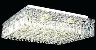 crystal ceiling light fixtures flush mount light fixtures flush mount crystal ceiling light crystal