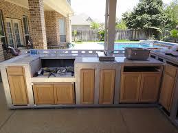 Build Your Own Outdoor Kitchen Diy Outdoor Kitchen Cypress Tx