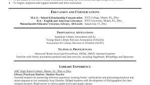 Sample Academic Librarian Resume Librarian Resume Examples 100 Samples Academic Sample Throughout 82