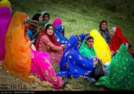 Image result for دختران عشایر بختیاری