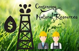 conserving earth s natural resources eye on wackenhut conserving natural resources