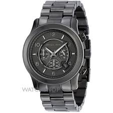 "men s michael kors chronograph watch mk8143 watch shop comâ""¢ mens michael kors chronograph watch mk8143"