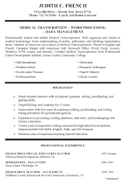 Special Education Teacher Resume Template Best Of Resume Special