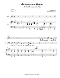 Gethsemane sheet music, as sung by claire ryann, consider the lilies and cds lullabies of jesus, stories of jesus, he is coming, sunday day of joy. Gethsemane Song Free Music Sheet Musicsheets Org