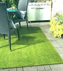 s fake grass outdoor rug faux