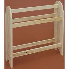 Pine Quilt Rack | Bare Woods Furniture | Real Wood Furniture ... & Pine Quilt Rack Adamdwight.com