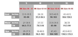 Miraclesuit Shapewear Size Chart Wolford Bra Size Chart