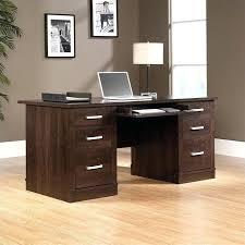 sauder office port executive desk furniture computer dark picture 1 of 6 240