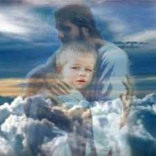 Image result for pictures of safe in jesus arms