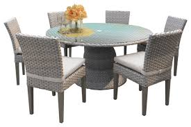 florence 60 outdoor patio dining table