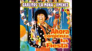 La Mona Jimenez 01 La Luna - YouTube