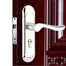 Interior door lock types Zinc Alloy Interior Door Locks Types Left And Right General Stainless Steel Interior Door Locks Dubaiwebd Interior Door Locks And Handles Portable Lock Temporarily Most Doors