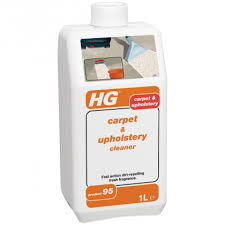 carpet and upholstery cleaner. hg carpet \u0026 upholstery cleaner 1 litre and s