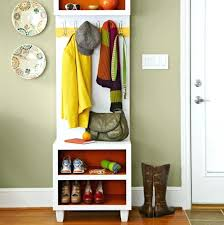Coat And Shoe Rack Combo Magnificent Coat And Shoe Rack Coat And Shoe Storage Bench Wall Mounted Coat