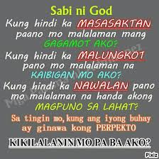 God Quotes About Love Hope And Faith Tagalog