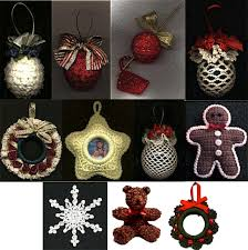 Crochet Decoration Patterns Free Pattern Index