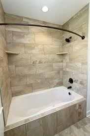 removing a bathtub and putting in a shower. combo shower with bubble style tub. i would install a jetted tub vs \ removing bathtub and putting in e