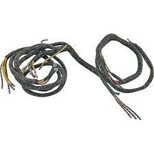 early_ford_store of ca early ford parts used original, nos vintage ford wiring harness 81t 11647, 1938 big truck (except coe) headlight wire harness