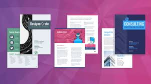 3 Template 19 Consulting Report Templates That Every Consultant Needs
