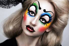 clown makeup